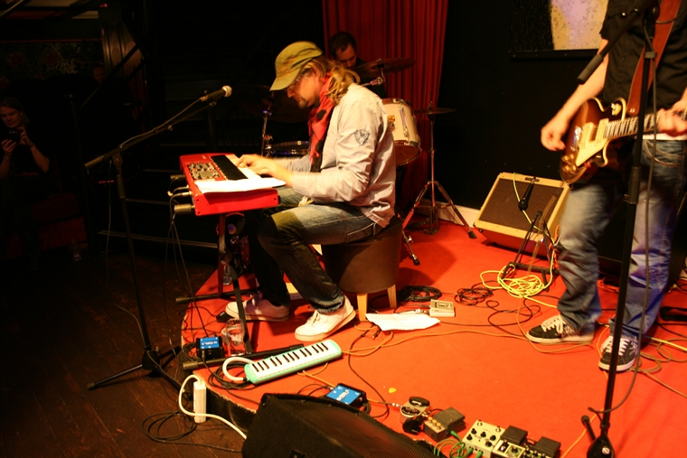 Edmonton Aylers live (Photo: Magnus Nilsson)