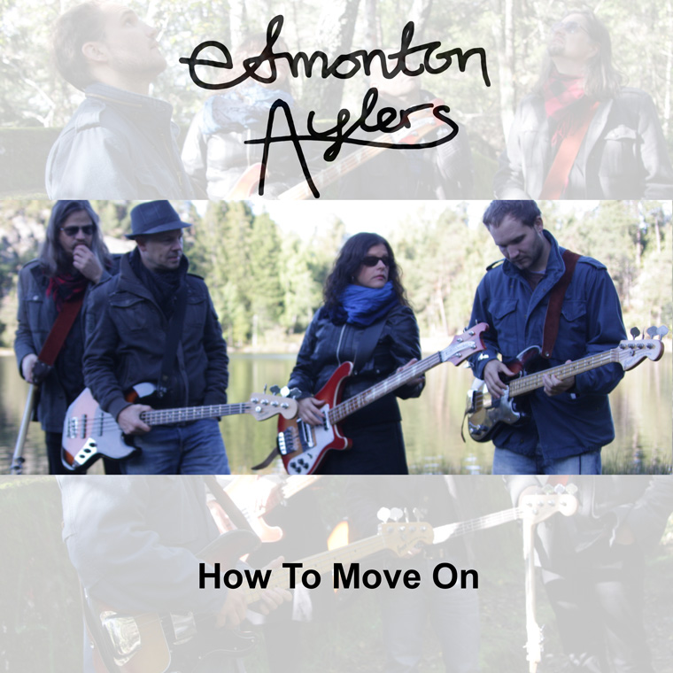 "Cover of the single ""How To Move On"" with Edmonton Aylers"